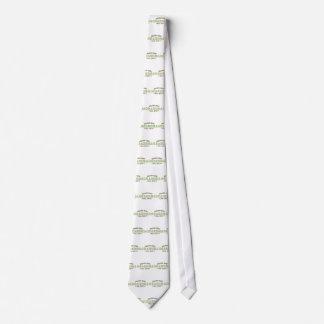 Brand New Grandma Est. 2017 (Green) Neck Tie