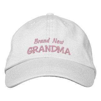 Brand New GRANDMA-Grandparent's Day OR Birthday Cap