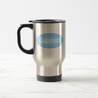 Brand New Grandpas Club (Blue) Coffee Mug