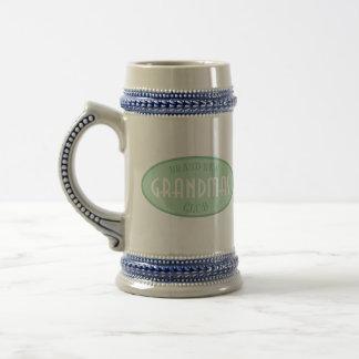 Brand New Grandpas Club (Green) Mug