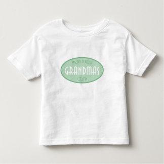 Brand New Grandpas Club (Green) Toddler T-shirt