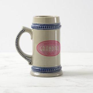 Brand New Grandpas Club (Pink) Mug