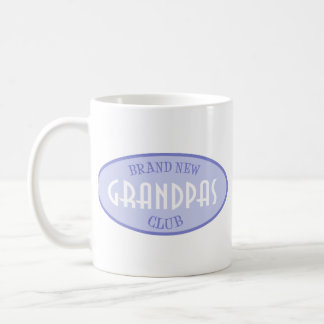 Brand New Grandpas Club (Purple) Mug