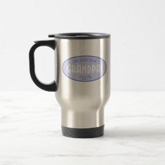 Brand New Grandpas Club (Purple) Coffee Mug