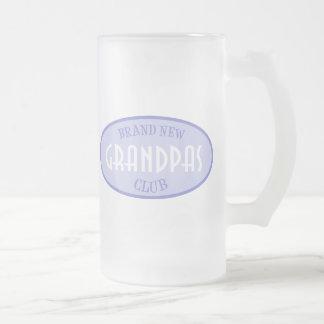 Brand New Grandpas Club (Purple) Mugs