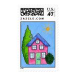 Brand New House Address Postage