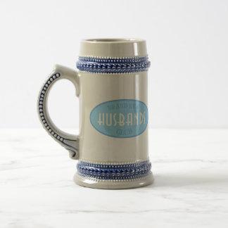 Brand New Husbands Club (Blue) Mugs