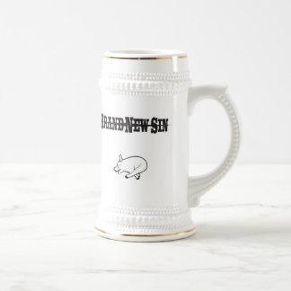 Brand New Sin Stein Mug