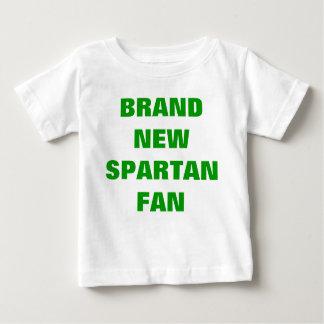 BRAND NEW SPARTAN FAN INFANT T-SHIRT