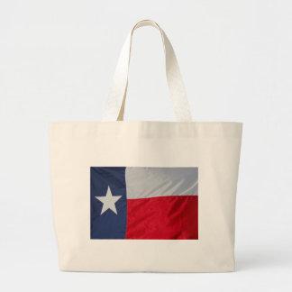 Brand New Texas Flag Canvas Bag