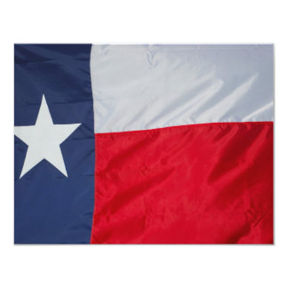Brand New Texas Flag Card