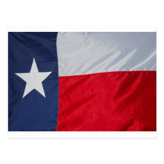 Brand New Texas Flag Postcard