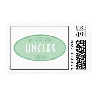 Brand New Uncles Club (Green) Stamps