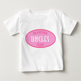 Brand New Uncles Club (Pink) Tee Shirt