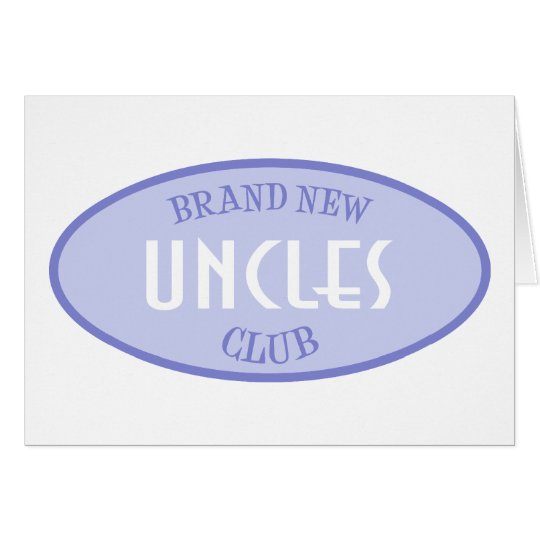 Brand New Uncles Club (Purple) Card