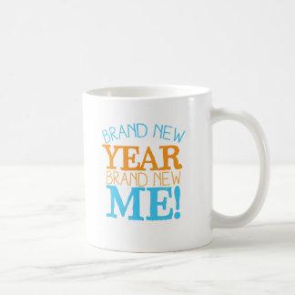 Brand new Year Brand new ME! Coffee Mug