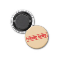 Brand Newb (Stamped) Magnet