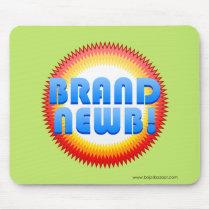 Brand Newb (Starburst) Basic Mousepad