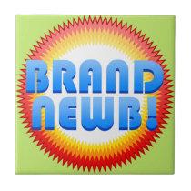 Brand Newb (Starburst) Ceramic Tile