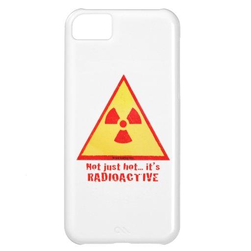 Brand Radioactive iPhone 5C Cases