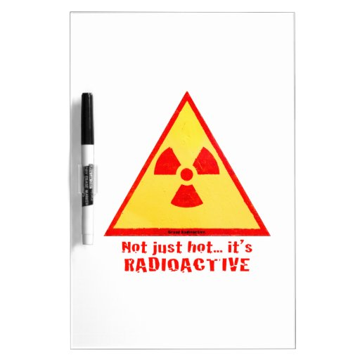 Brand Radioactive Dry-Erase Boards