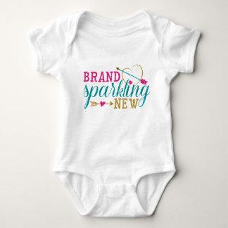 Brand Sparkling New Baby Shirt