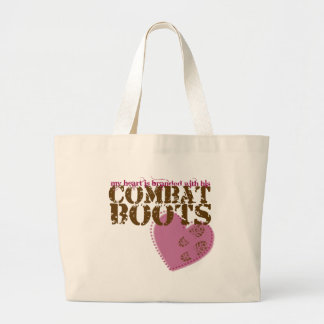Branded by his Combat Boots Tote Bag