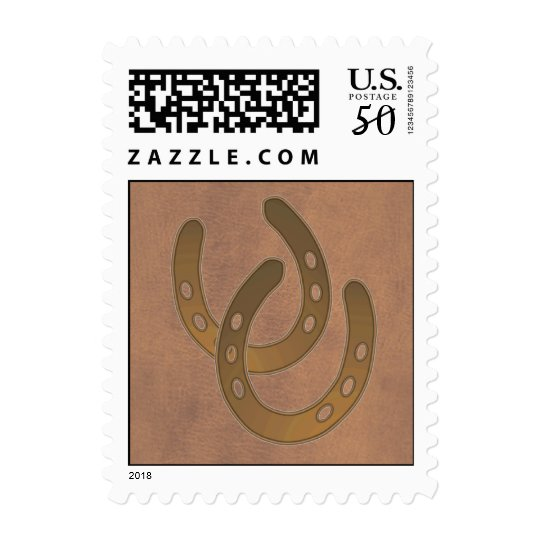 Branded Leather Horseshoes  Stamps