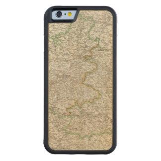 Brandenburg Carved Maple iPhone 6 Bumper Case