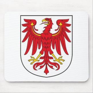 Brandenburg Coat of Arms Mousepad