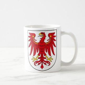Brandenburg Coat of Arms Mug