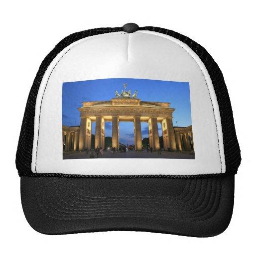 brandenburg evening hats