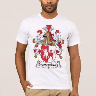 Brandenburg Family Crest T-Shirt