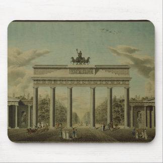 Brandenburg Gate, 1812 Mouse Pad