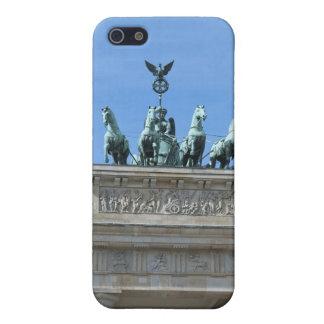 Brandenburg Gate Berlin Cover For iPhone SE/5/5s