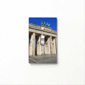 Brandenburg Gate, Berlin, Germany Switch Plate Cover