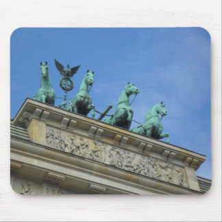 Brandenburg Gate, Berlin Mouse Pads