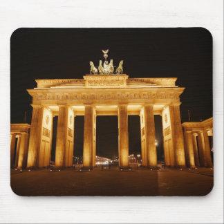 Brandenburg Gate, Berlin Mousepads