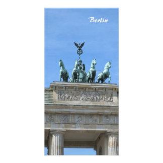 Brandenburg Gate Berlin Photo Cards