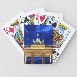 Brandenburg Gate, Berlin Card Decks