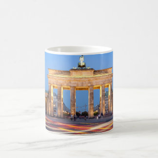 Brandenburg Gate in Berlin Coffee Mug
