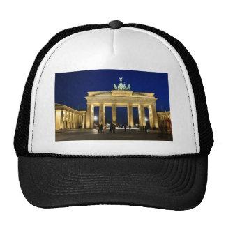 Brandenburg Gate in Berlin, Germany Trucker Hat
