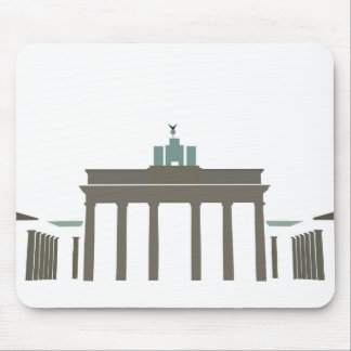Brandenburg Gate Mouse Pad