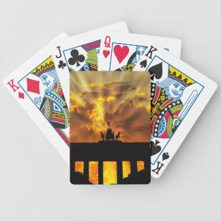 Brandenburg Gate Poker Deck