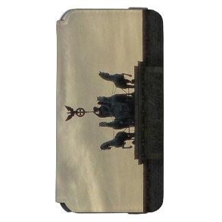 Brandenburg Gate sunset, Berlin iPhone 6/6s Wallet Case