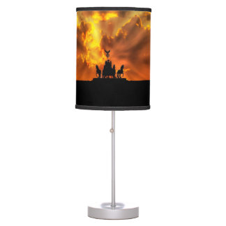 Brandenburg Gate Table Lamp