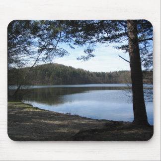 Brandenburg landscape mouse pad