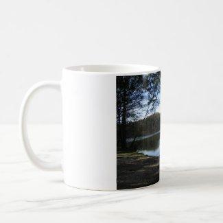 Brandenburg landscape mug