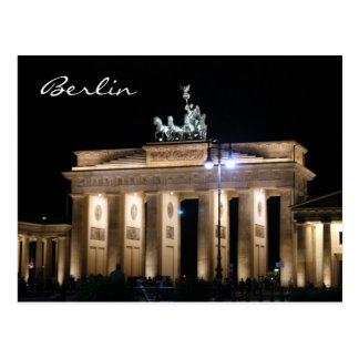 brandenburg night postcards