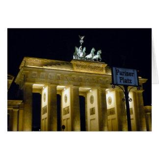brandenburg pariser platz berlin card